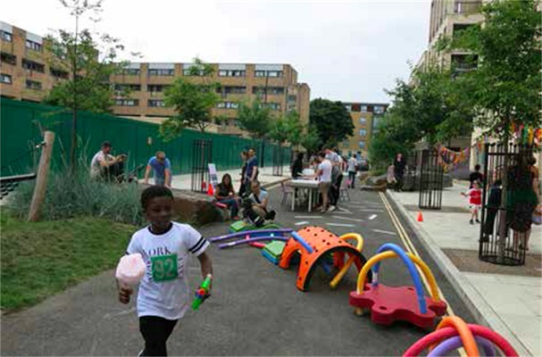 Play Street Kings Crescent Tenants and Residents Association