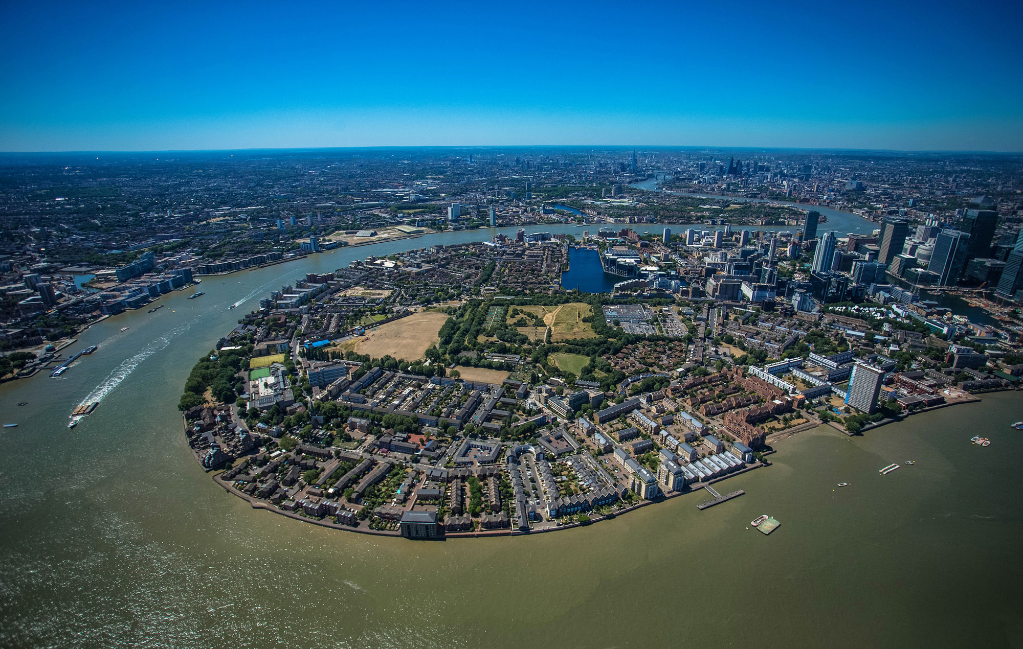 Londoners want politicians to deliver a greener, healthier and wilder recovery