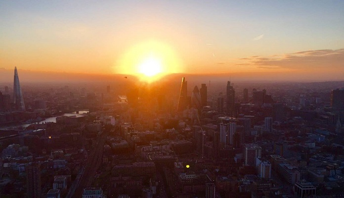 Sunrise over London II c NPASSouthEast